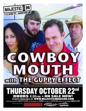 Cowboy Mouth and Guppy Effect